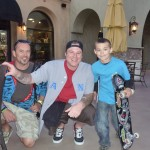 Meeting the legend Jeff Grosso 2010